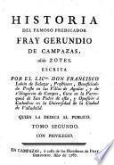 Historia del famoso predicador Fray Gerundio de Campazas, etc