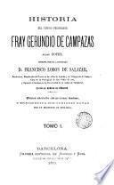 Historia del famoso Predicador Fray Gerundio de Campazas