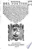 Historia del fortissimo y prudentissimo capitan Don Hernando de Avalos marques de Pescara