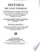 Historia del gran Tamorlan