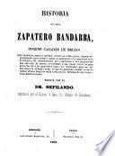 Historia del gran zapatero Bandarra, insigne cazador de brujas