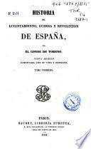 Historia del levantamiento, guerra y revolucion de España: t. 2, t. 3