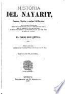 Historia del Nayarit, Sonora, Sinaloa y ambas Californias