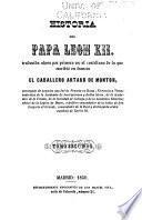Historia del papa Leon XII