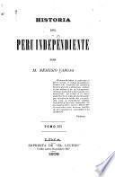 Historia del Perú independiente