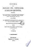 Historia del reinado del emperador Carlos Quinto, 3