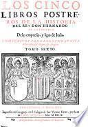 Historia Del Rey Don Hernando El Catholico