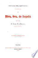 Historia del Santuario é imágen de Ntra. Sra. de Begoña