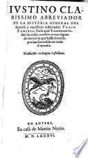 Historia del Trogo Pompeio