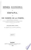 Historia eclesiástica de Espa~na
