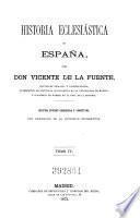 Historia Eclesiástica De Españ
