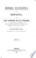 Historia eclesiástica de España