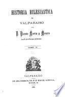 Historia eclesiástica de Valparaiso