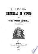 Historia elemental de México