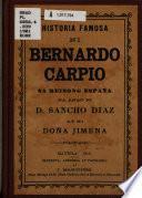 Historia famosa ni Bernardo Carpio