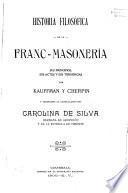 Historia filosófica de la Franc-masonería