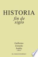 Historia / Fin de siglo