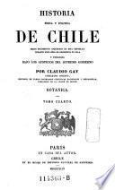 Historia Fisica y Politica de Chile (etc.)