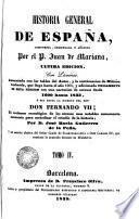 Historia general de España, 4