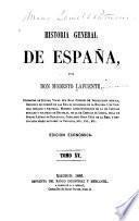 Historia general de España: El señor Modesto Lafuente. Indice alfabetico