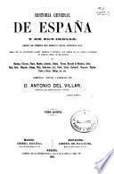 Historia general de España y de sus Indias