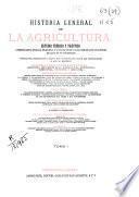 Historia general de la agricultura: t.2 y t.3