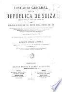 Historia General de la República de Suiza