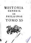 Historia general de Philipinas