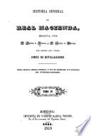 Historia general de real hacienda