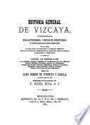 Historia general de Vizcaya