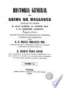 Historia general del Reino de Mallorca, 1