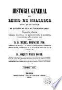 Historia general del Reino de Mallorca, 3