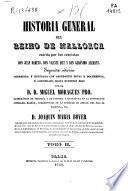 Historia general del Reino de Mallorca