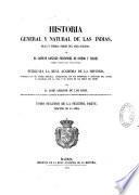 Historia general y natural de las Indias