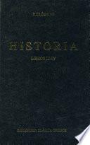 Historia. Libros III-IV