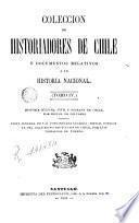 Historia militar, civil y sagrada de Chile