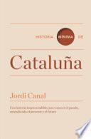 Historia mínima de Cataluña