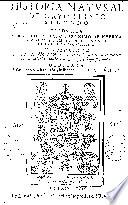 Historia natural de Cayo Plinio Segundo