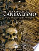 Historia natural del canibalismo