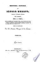 Historia natural del jénero humano