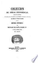 Historia pintoresca del reinado de Doña Isabel II y de la guerra civil