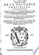 Historia pontifical y católica