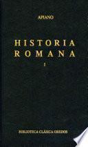 Historia romana I