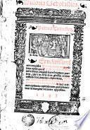 Historia Scholástica