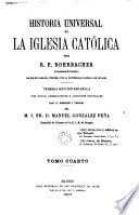 Historia universal de la Iglesia Católica, 4