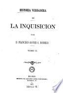 Historia Vercdadera De La Inquisicion
