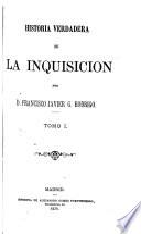 Historia verdadera de la inquisicion