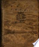 Historia Y Anal Relacion De las cosas que hizieron los Padres de la Compañia de Iesvs, Por las partes de Oriente y otras, en la propagacion del Santo Euangelio, Los años passados de 607. y 608