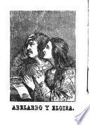 Historia y cartas de Abelardo y Eloisa