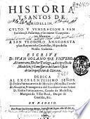 Historia y santos de Medellin